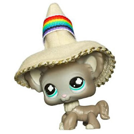 Littlest Pet Shop Pet Pairs Chihuahua (#836) Pet