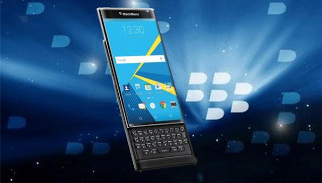 Spesifikasi Lengkap BlackBerry Priv