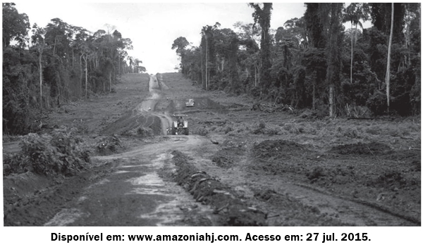 Região Norte do Brasil – 1970