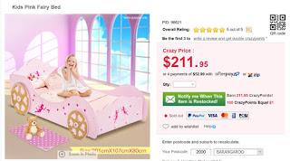 Princess-Kids-Bed