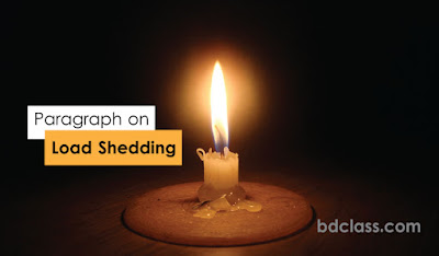 Paragraph on Load Shedding