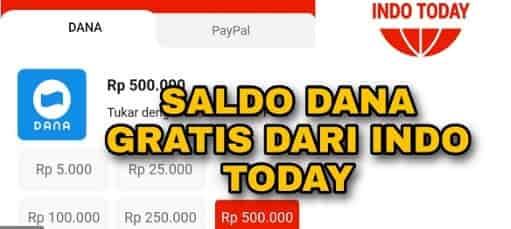 50.000 Poin Indo Today Berapa Rupiah?
