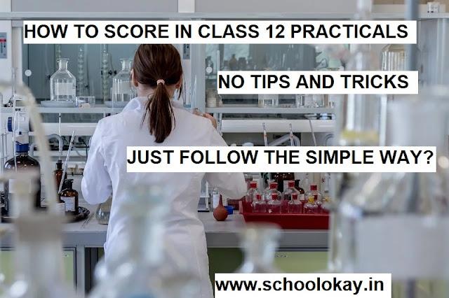 class 12 practical exams
