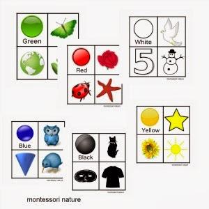 Free Montessori Baby & Toddler Printable Materials ...