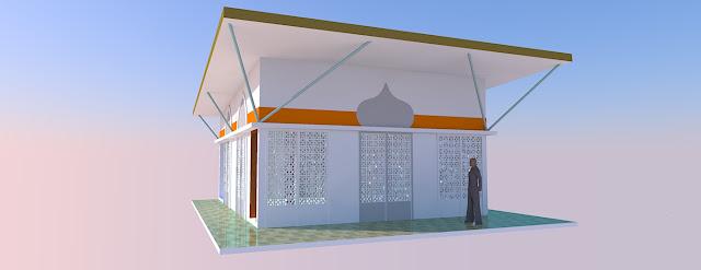 Gambar Musholla