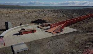 Parque de Estromatolitos, Porvenir, Chile.