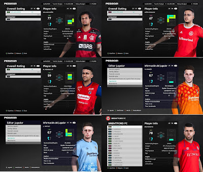 PES 2021 MiXed Facepack 59
