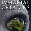 Happy Book Birthday to... IMMORTAL CREATORS by Jill Bowers