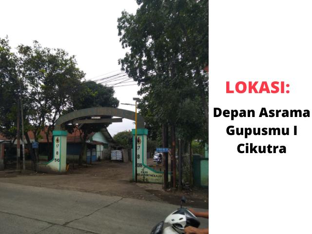 Lokasi Kelapa Bakar di Bandung