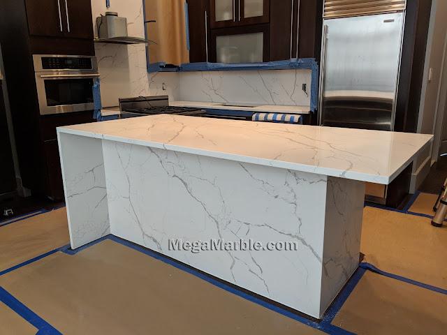 Quartz Kitchen Countertops NYC