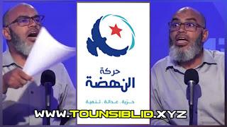 (بالفيديو و صور) محمد الهنتاتي : يكشف عن معلومات خطيرة و يتهم الجهاز السري لحركة النهضة وراء عملية أكودة