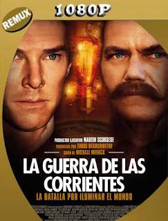 La Guerra de las Corrientes (2017) REMUX [1080p] Latino [GoogleDrive] SilvestreHD