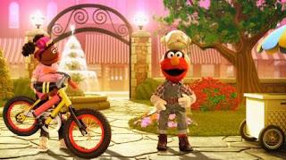 Sesame Street Elmo The Musical Repair Monster the Musical