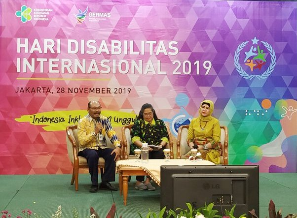 Hari Disabilitas SDM Unggul