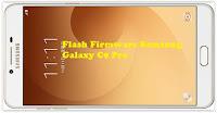 flash firmware Samsung Galaxy C9 Pro