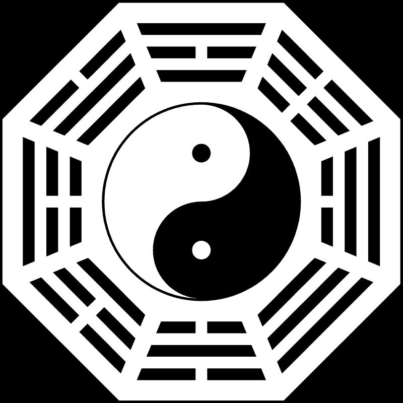 I Ching er opbygget som et binært system (et totalssystem) f8fd89851491b