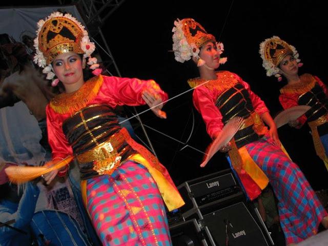Mengenal Tari Gandrung Lombok : Tarian Tradisional Sasak Lombok