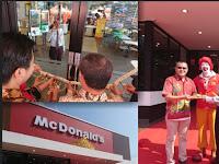 McDonald's Kemiling Resmi Dibuka. Buruan Gassqueen!!!