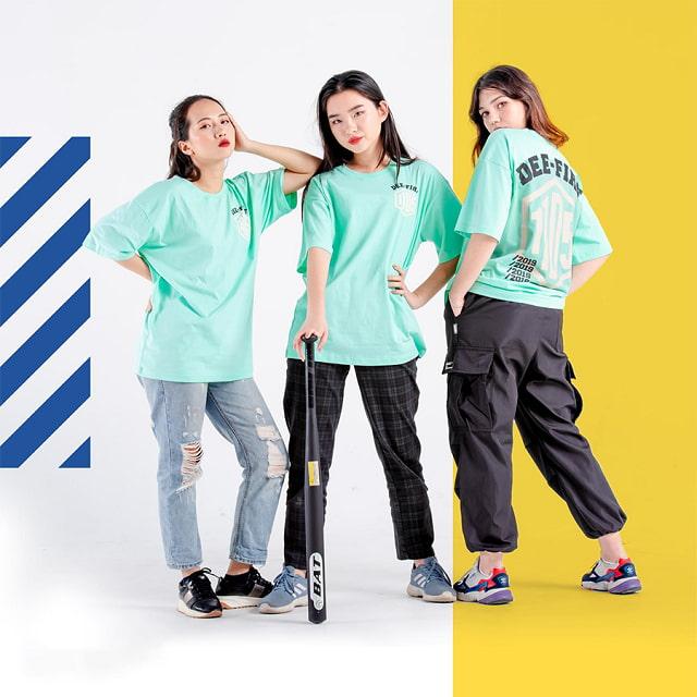 Màu sắc đồng phục ngày càng đa dạng, tươi sáng hơn