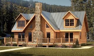 บ้านไม้สวยๆ