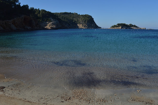 Transparent Waters, Ibiza