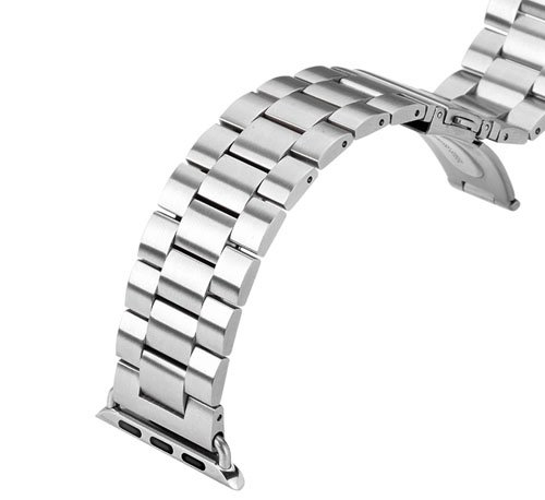 mejores-correas-acero-apple-watch-8 The Best Metal Belts for your Apple Watch Technology