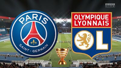مشاهدة مباراة باريس سان جيرمان واولمبيك ليون 31-7-2020 بث مباشر في كأس فرنسا