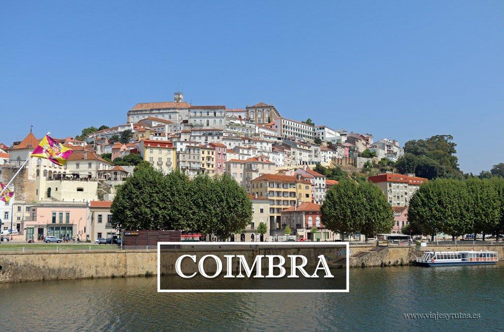 Descubre qué ver un día por la bella ciudad de Coimbra