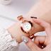 HOT OFFER 49% Off Fashion Women Watch Quartz Watch - Silver- Women watches
