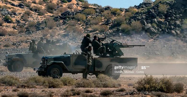 Exitosa operación en el sur marroquí realizada por comandos del Ejercito Liberación Saharaui, que es recogida esta tarde en el...