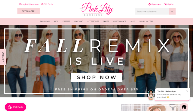 Best Online Boutique List | The Dainty Darling