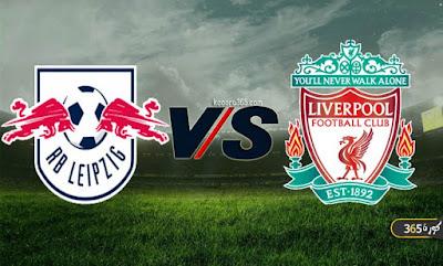 موعد مباراة ليفربول ولايبزيج كورة 4 جول في دوري أبطال أوروبا والقنوات الناقلة