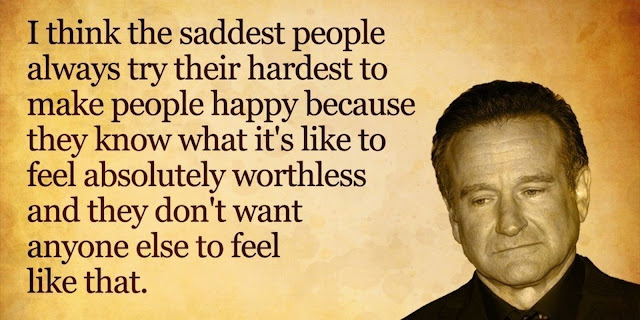 19 Powerful Lessons From Robin Williams on Life, Love, Money And Loneliness