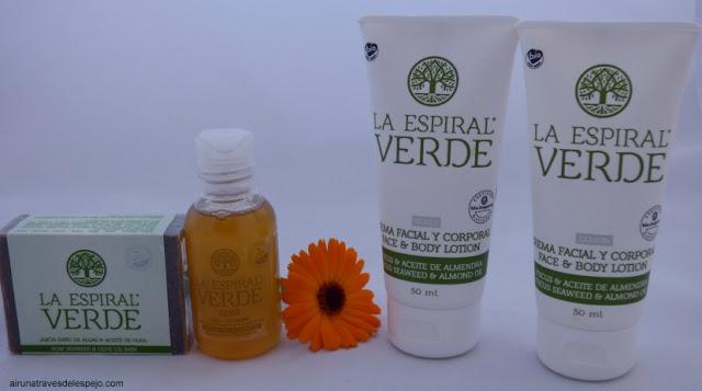 la espiral verde cosmetica natural productos