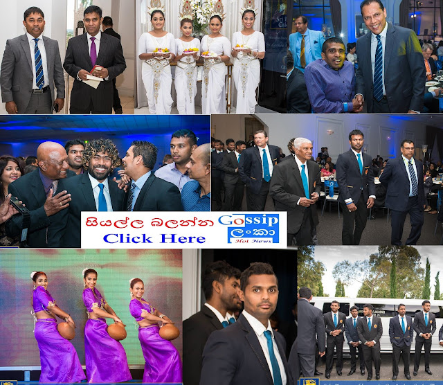 Dinner to felicitate Sri Lankan Cricket Team in Melbourne