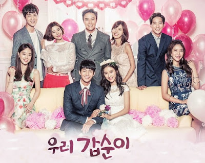 Review Drama Korea Our Gab Soon, Sinopsis, Review By Miss Mulan, Korean Drama Review, Drama Bersiri, Senarai Pelakon Drama Our Gab Soon, OST, Ending, Pelakon, Kim So Eun, Song Jae Rim, Yoo Sun, Choi Dae Chul, Lee Wan, Ko Du Shim, Jang Young, Lee Boo Hee, Kim Hye Sun, Seo Kang Suk, Ah Young,