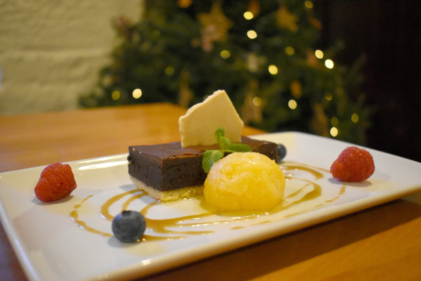 Christmas at Cragside - Christmas Lunch Tea Room