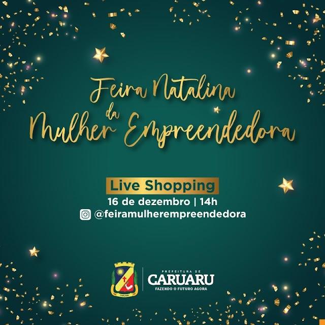 CARUARU - Secretaria de Políticas para Mulheres de Caruaru promoverá 18ª edição da Feira da Mulher Empreendera