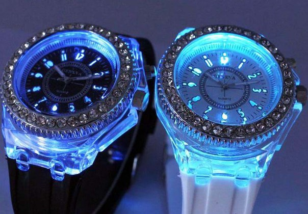 Light watches
