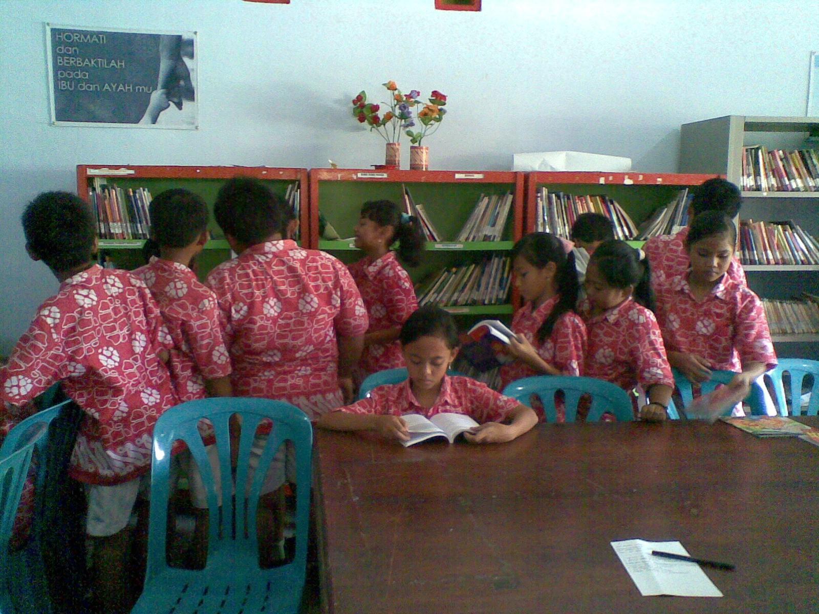 perpustakaan minat baca anak