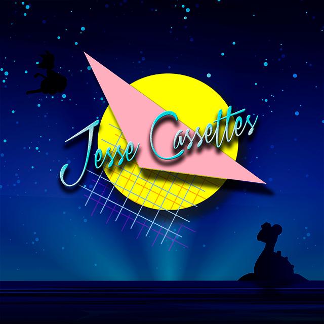 Imagen con el logotipo de Jesse Cassettes
