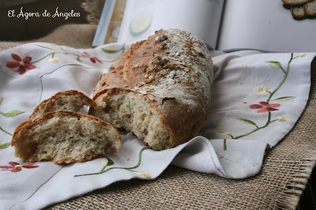 pan , copos de avena,Dan Lepard