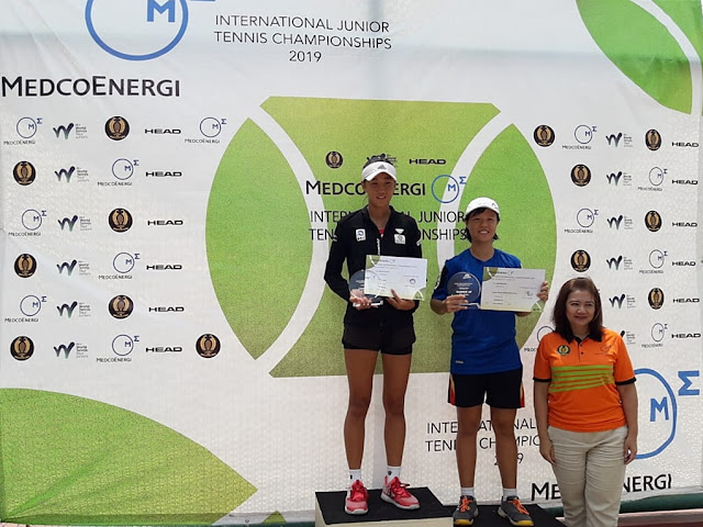 Usai Jadi Runner-up ITF J5 Palembang, Jessica Christa Langsung Alihkan Fokus ke WTA Future Stars