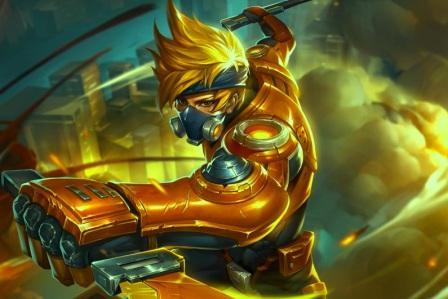 Hero Hayabusa