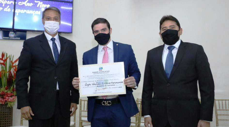 Alter do Chão terá virada cultural após a pandemia, promete novo Cidadão Santareno
