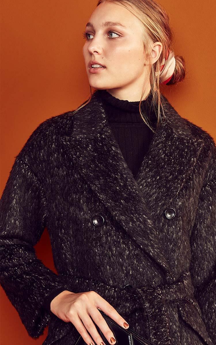 Moda invierno 2020. Ropa de moda mujer invierno 2020.