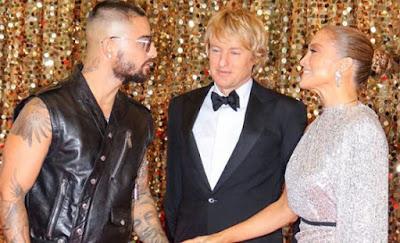 Maluma y Jennifer López juntos en «Marry Me»