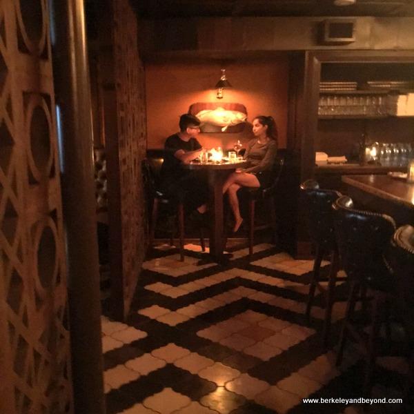 downstairs bar at The Esquire Tavern in San Antonio, Texas
