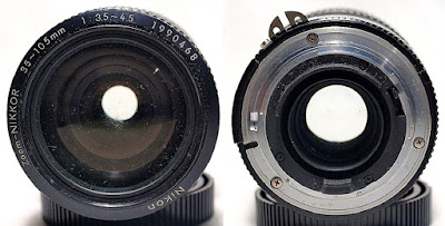 Zoom-Nikkor 35-105mm F3.5-4.5 AI-S #468