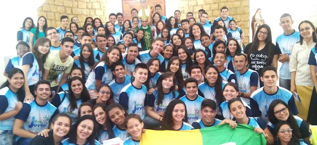 JM promove Missão Jovem na diocese de Sobral (CE)